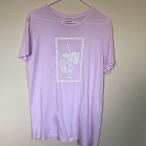 Pink Obey T shirt